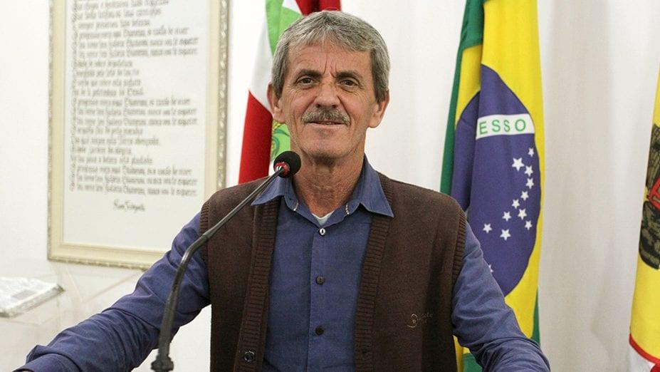 Vereador Oldemar Becker