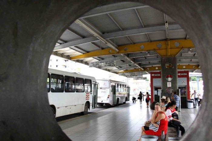 Terminal da Proeb - foto de Marcelo Martins
