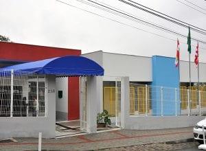 Novo CEI do bairro Água Verde - foto de Eraldo Schnaider