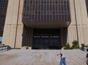 Edifício do Banco Central do Brasil - foto de Wilson Dias/Agência Brasil