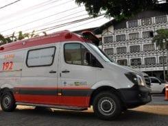 Novas ambulâncias do Samu já estão atendendo população - foto de Eraldo Schnaider