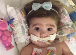 Antonella Garcia Cunha Moro precisa de doações para remédio experimental