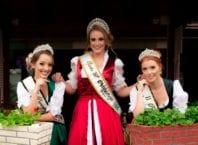 Realeza da Oktoberfest 2019 - foto da Prefeitura de Blumenau