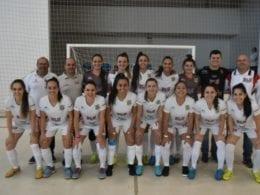 Equipe de Blumenau na disputa da Etapa Leste-Norte dos Jasc