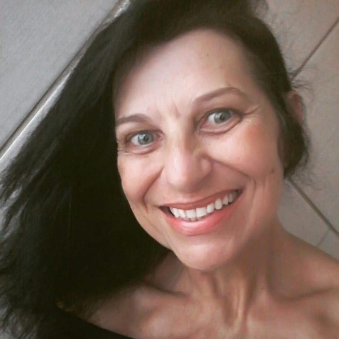Bernardete Libardo, assassinada na noite desta quarta-feira em Blumenau