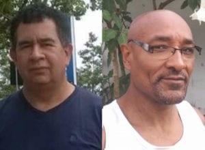 José Natalício Rufino e Carlos Erasmo Luiz dos Santos, acusados de feminicídios