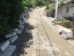 Rua Maurino Valentim Jacinto recebe camada asfáltica nos próximos dias - foto da Semob
