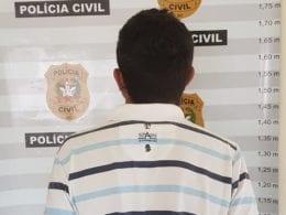 Preso autor de suposta tentativa de homicídio e sequestro em São Paulo - foto da Polícia Civil