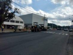 Previsão da Prefeitura é deixar pronto e sinalizado trecho entre a Ponte do Salto e entrada da Rua Água Branca, ainda neste ano - foto da Semob