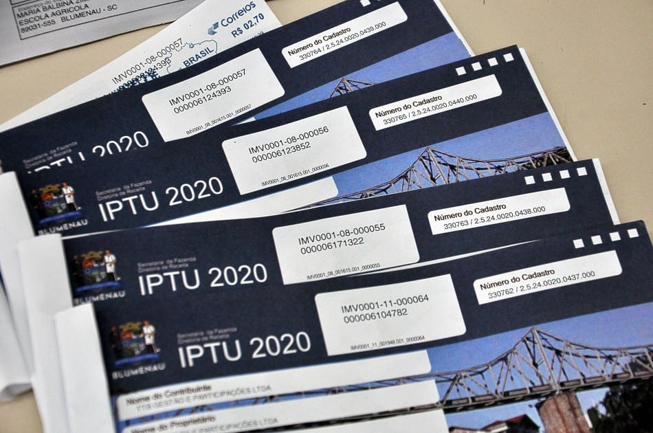 Central do IPTU inicia atendimentos - foto de Eraldo Schnaider