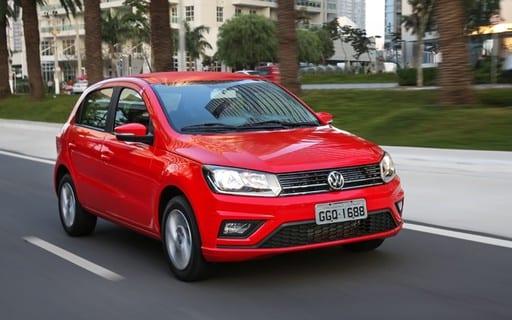A versão mais moderna do Gol ainda é um adversário de peso nas vendas para os concorrentes - foto da Volkswagen