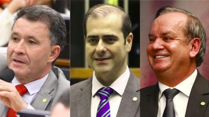 Catarinenses Darci de Matos, Chiodini e Peninha votaram por retorno de Santiago