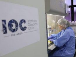 Três laboratórios brasileiros já podem diagnosticar coronavírus - foto de Josué Damacena