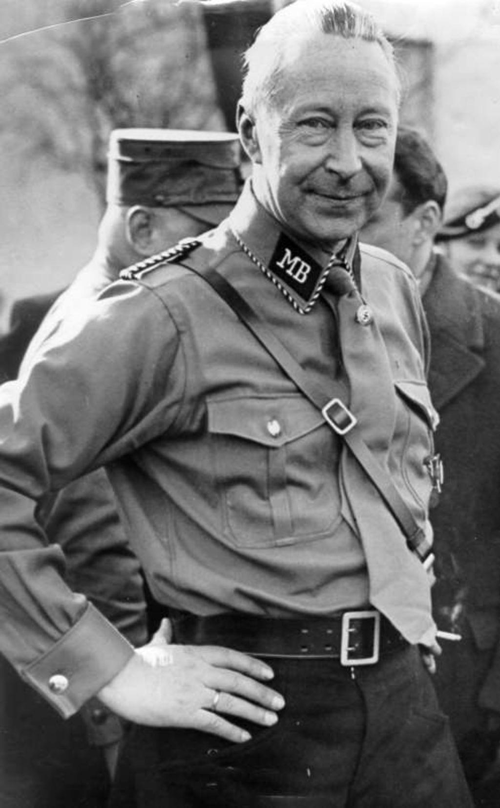 Príncipe Wilhelm, o filho mais velho do príncipe herdeiro Wilhelm, nasceu com todas as expectativas de se tornar Kaiser alemão um dia