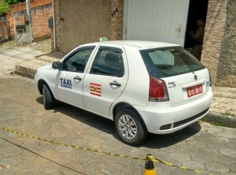 Taxista é encontrado morto no bairro Velha Central - foto de Cristiano Silva