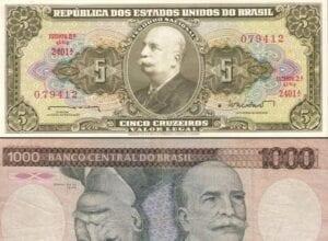 Mudança nas moedas