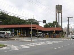 Terminal da Fonte - foto da Prefeitura de Blumenau
