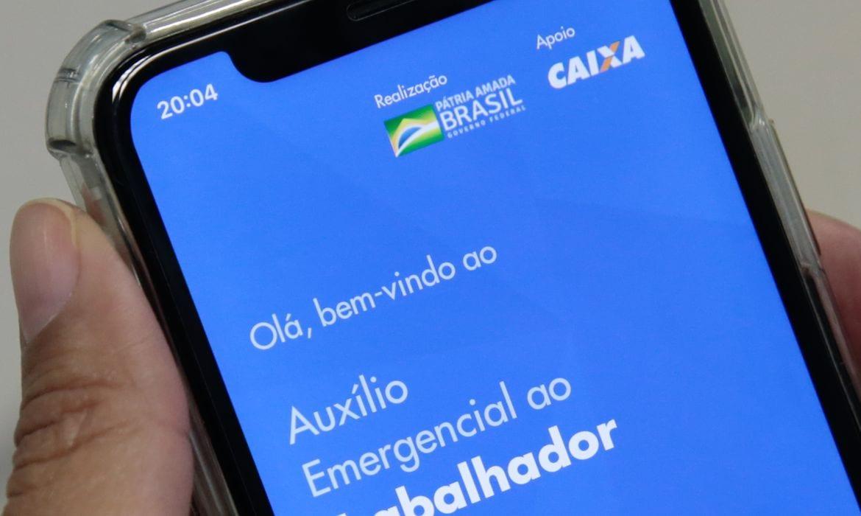 Aplicativo de Auxílio Emergencial - foto de Marcello Casal Jr.