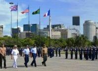 Mausoléu da Força Expedicionária Brasileira (FEB) no Rio de Janeiro