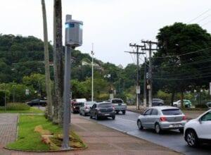 Ao todo foram instalados quatro totens em pontos estratégicos do município - foto de Eraldo Schnaider
