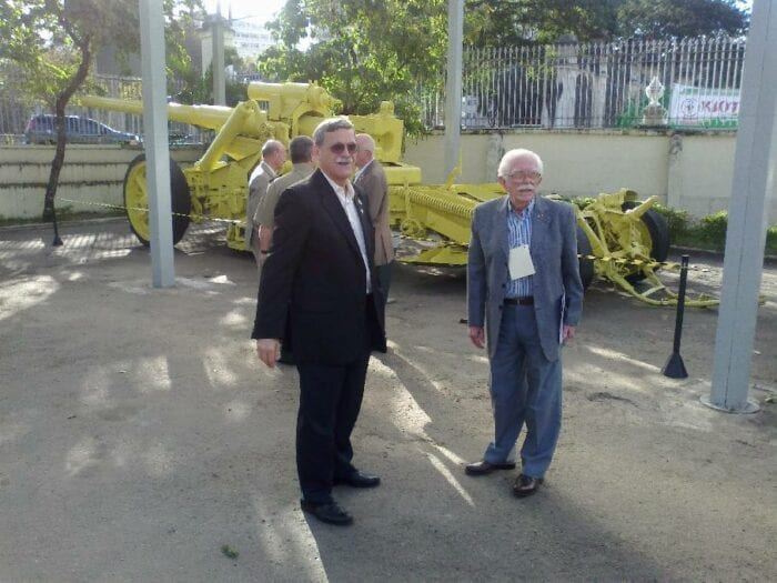 lIsrael Rosenthal e Marcio Tadeu Betega Bergo