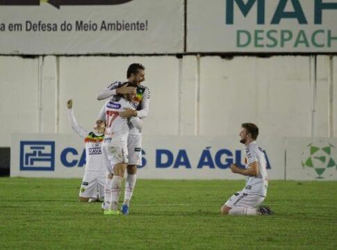 Foto de Lucas Gabriel Cardoso/Brusque FC