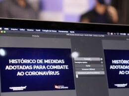 A Prefeitura de Blumenau anunciou a atualização das medidas restritivas para o enfrentamento da Covid-19 nesta quarta-feira (5)