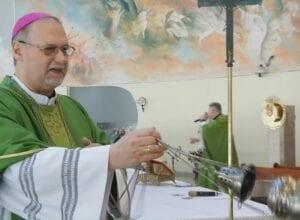 Ex-bispo deBlumenau Dom José Negri