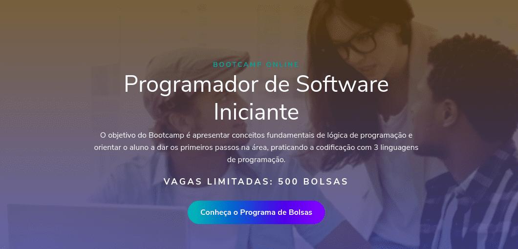 Vagas para o programa de Bootcamps do IGTI estão abertas