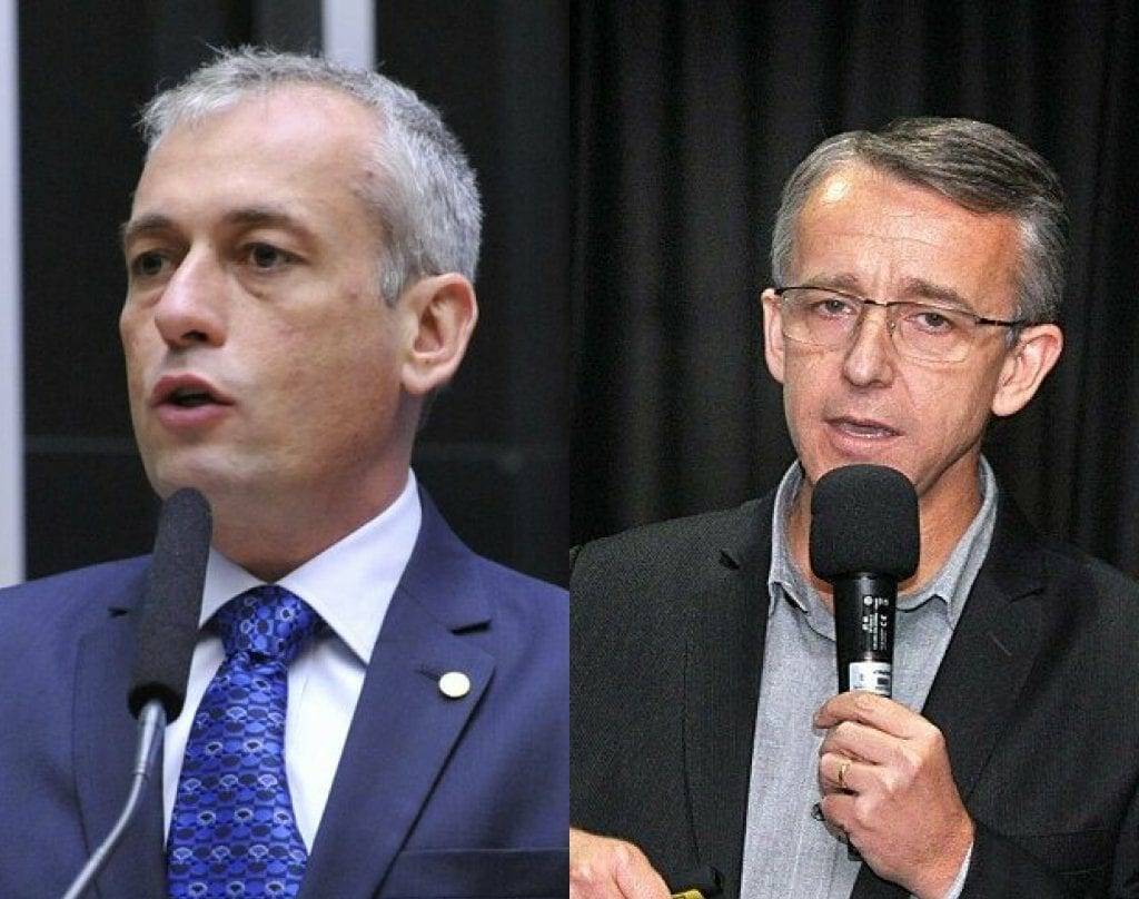 João Paulo Kleinübing e Mário Hildebrandt vão ao segundo turno