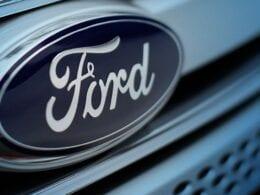 Símbolo da montadora Ford