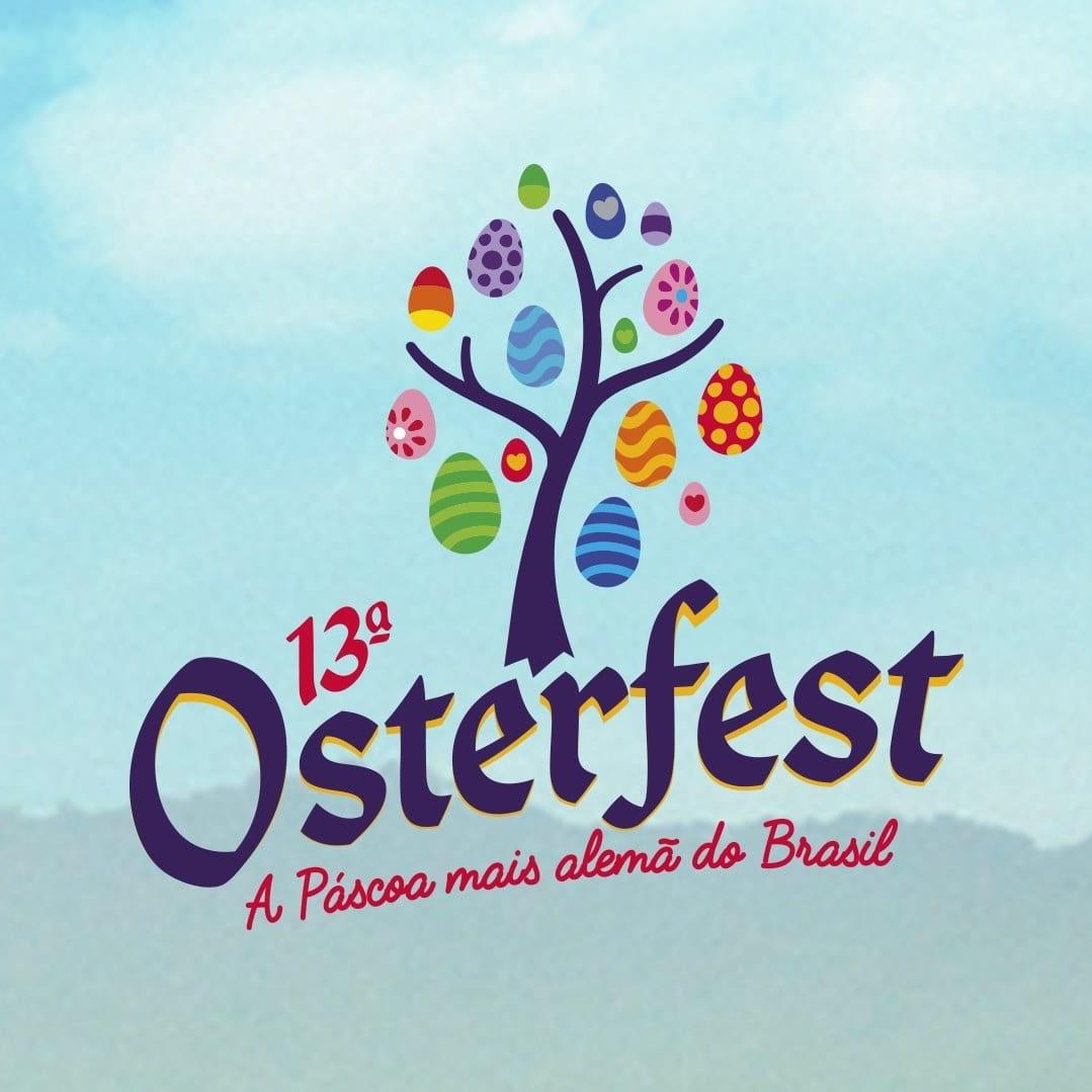 13ª OSTERFEST - Todos os dias, até 04/04/2021 no Centro Cultural de Pomerode