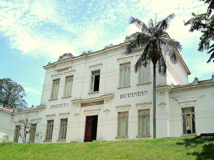 Instituto Butantan - foto de Giuliano Maiolini
