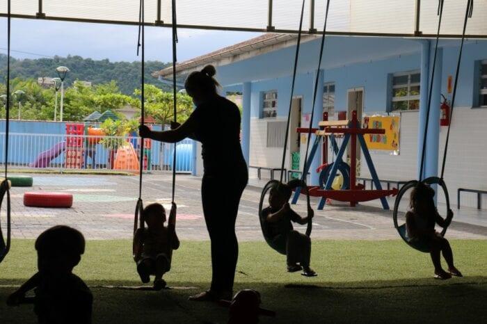Centro de educação infantil - foto de Marcelo Martins