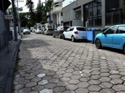 Rua Bonifácio da Cunha - foto de Eraldo Schnaider