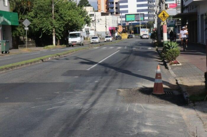 Rua 7 de Setembro - foto de Marcelo Martins