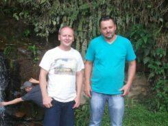 Sérgio e Fábio Ricardo Campregher