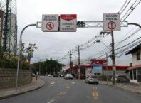 Controladores semafóricos da Rua General Osório - foto de Marcelo Martins