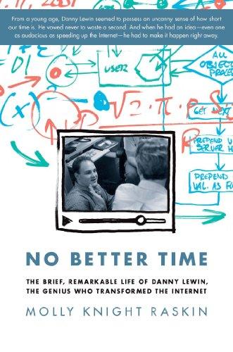 NO BETTER TIME: A vida heróica e trágica de Lewin tornou-se livro. A autora Molly Knight Raskin, conta a história convincente de um homem incrível que realizou grandes coisas durante sua vida abreviada.