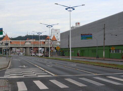 Central de vacinação contra Covid-19 agora no setor 3 - foto de Marcelo Martins