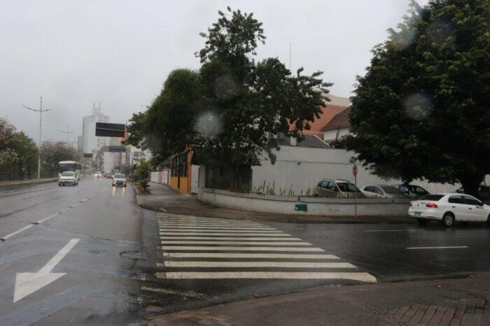 Rua Professor José Ferreira da Silva - foto de Marcelo Martins
